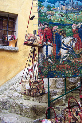 Photograph - Eze Tapestry by David Nichols