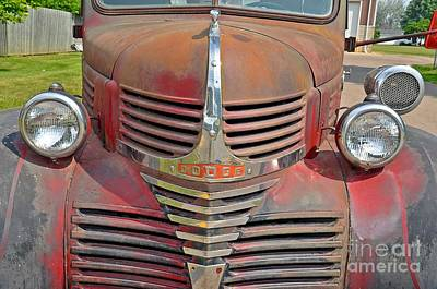 Photograph - Fire Truck by Randy J Heath