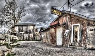 Leland Michigan Photograph - Fishtown In Leland by Twenty Two North Photography