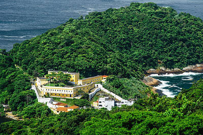 Photograph - Fort Of St John by Celso Diniz
