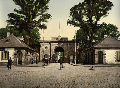 France Lorient, C1895 Art Print by Granger
