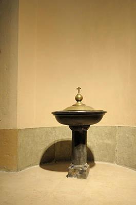 Baptism Photograph - France, Rhone-alpes, Lyon by Kevin Oke