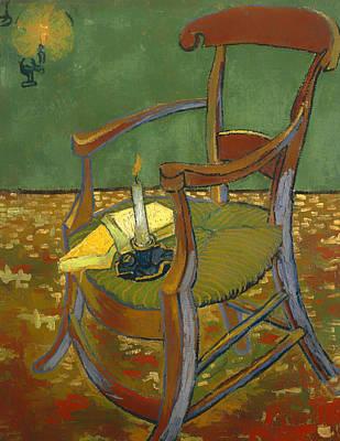 Gauguin's Chair Art Print by Mountain Dreams