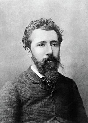 Seurat Photograph - Georges Seurat (1859-1891) by Granger