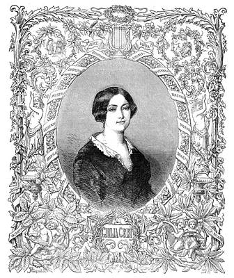 Operatic Painting - Giulia Grisi (1811-1869) by Granger