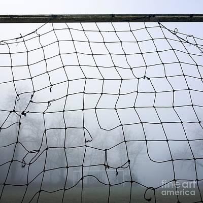 Goal Print by Bernard Jaubert