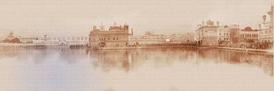 Photograph - Golden Temple by Manjot Singh Sachdeva