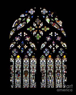 Window Photograph - Gothic Window by Jose Elias - Sofia Pereira