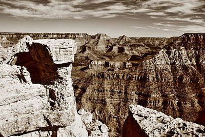 Photograph - Grand Canyon - Arizona by Aidan Moran