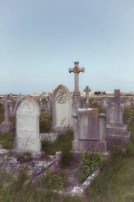 Grave Photograph - Graveyard by Joana Kruse