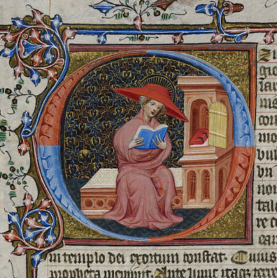 Bible Photograph - Great Bible by British Library