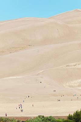 Luis Photograph - Great Sand Dunes National Park by Jim West
