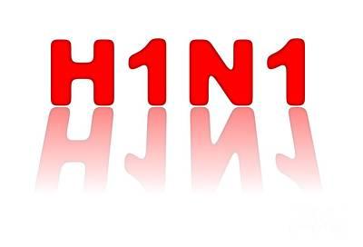 Lady Bug - H1N1 Sign by Henrik Lehnerer