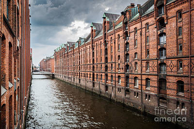Hamburg Photograph - Hamburg by JR Photography