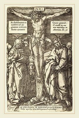 Heinrich Aldegrever German, 1502-1555-1561 Art Print