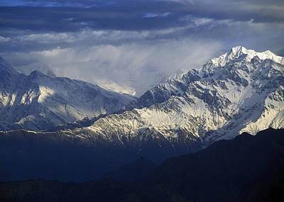 Great Outdoors Photograph - Himalaya by Anonymous