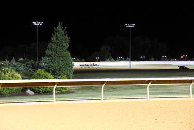Game Photograph - Hollywood Casino At Charles Town Races - 12123 by DC Photographer