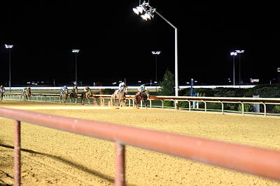 Town Photograph - Hollywood Casino At Charles Town Races - 12125 by DC Photographer