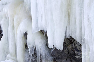 State Love Nancy Ingersoll - Icicles  by Sasas Photography