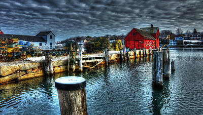 Photograph - In The Harbor by Craig Incardone