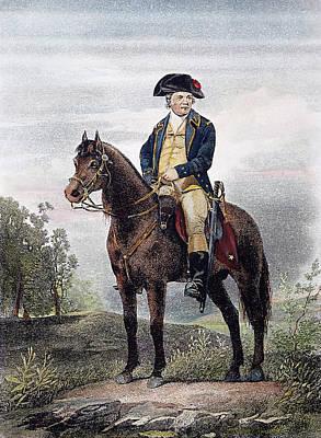 Alonzo Photograph - Israel Putnam (1718-1790) by Granger