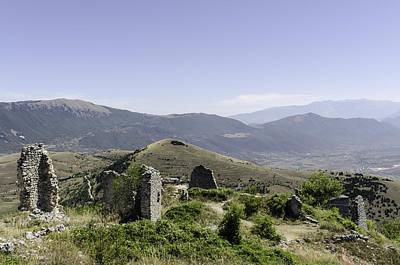 Photograph - Italian Landscape - Abruzzo by Andrea Mazzocchetti