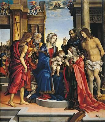 Religious Jesus On Cross Photograph - Italy, Emilia Romagna, Bologna, San by Everett