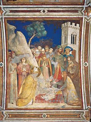 Italy, Umbria, Perugia, Assisi, San Art Print by Everett