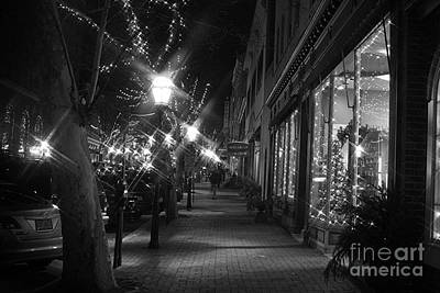 Photograph - It's Christmas Time In The City by Living Color Photography Lorraine Lynch