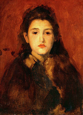 Whistler Painting - James Mcneill Whistler, American 1834-1903 by Litz Collection