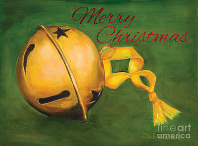 Jingle Bells Art Print