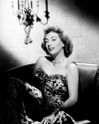 Joan Crawford, Ca. 1947 Art Print by Everett
