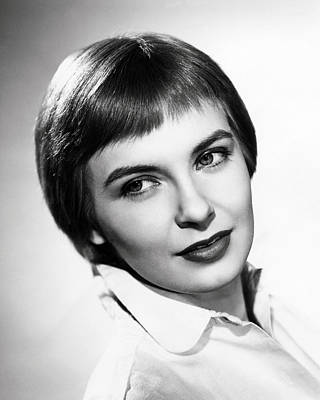 Joanne Woodward Art Print by Silver Screen