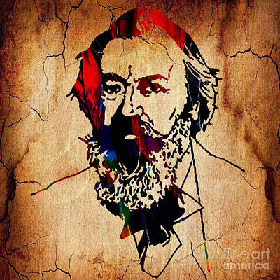 Mixed Media - Johannes Brahms Collection by Marvin Blaine