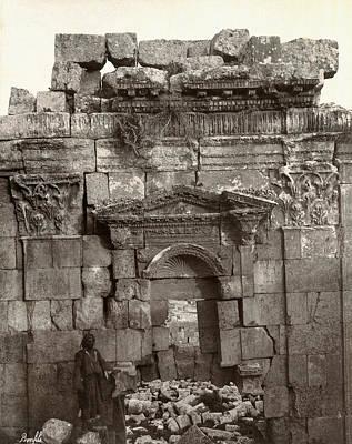 1st Century B.c Photograph - Jordan Jerash by Granger
