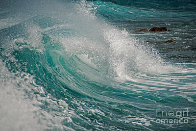 Photograph - Kaua Beach by Eric Wiles