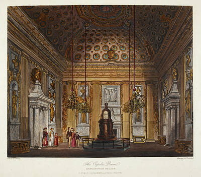 Kensington Photograph - Kensington Palace by British Library