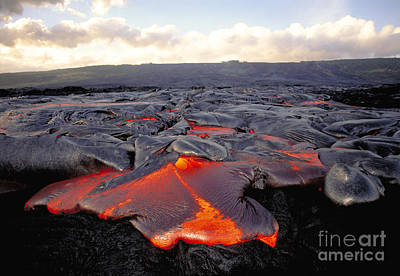 Photograph - Kilauea Volcano by Stephen & Donna O'Meara