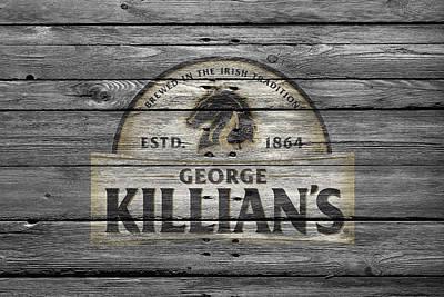 Hop Photograph - Killians by Joe Hamilton
