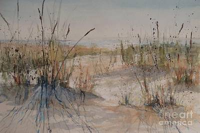 Lake Michigan Dune Art Print