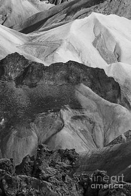 Photograph - Landmannalaugar Iceland 6 by Rudi Prott