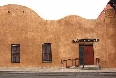 Vinatge Photograph - Las Vegas New Mexico - Church by Frank Romeo