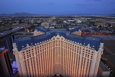 Photograph - Las Vegas by Willie Harper