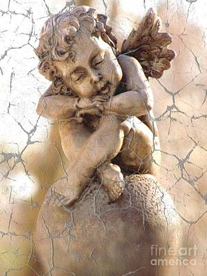 Photograph - Little Angel by France Laliberte