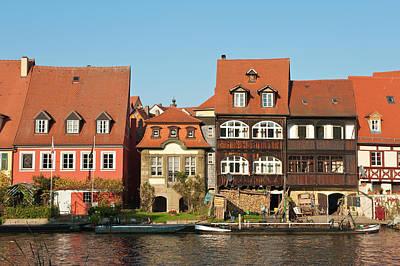 Bamberg Photograph - Little Venice (klein Venedig by Michael Defreitas