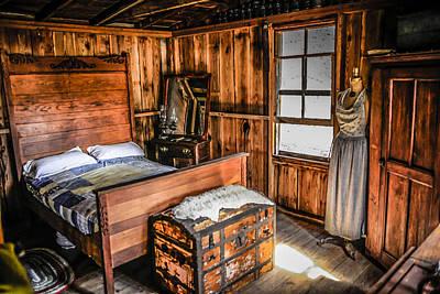 Log Cabin Original by Chris Smith