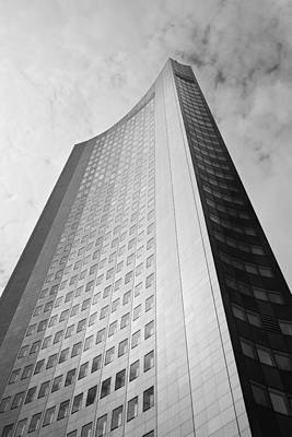 Low Angle View Of A Building Art Print by Panoramic Images