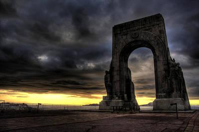 Photograph - Marseille by Karim SAARI