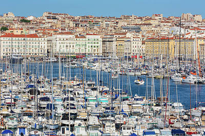 Marseille, Provence-alpes-cote Dazur Art Print
