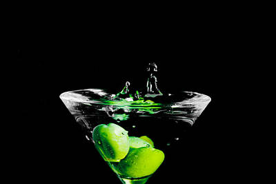 Photograph - Martini by Peter Lakomy